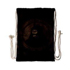 Count Vlad Dracula Drawstring Bag (Small)