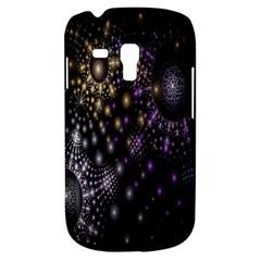 Fractal Patterns Dark Circles Galaxy S3 Mini