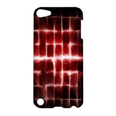 Electric Lines Pattern Apple Ipod Touch 5 Hardshell Case
