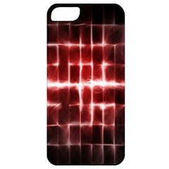 Electric Lines Pattern Apple iPhone 5 Classic Hardshell Case