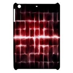 Electric Lines Pattern Apple iPad Mini Hardshell Case