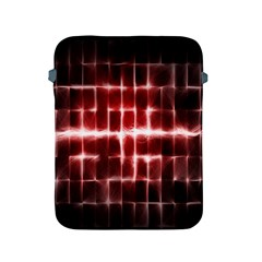 Electric Lines Pattern Apple iPad 2/3/4 Protective Soft Cases