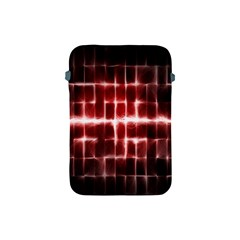 Electric Lines Pattern Apple Ipad Mini Protective Soft Cases