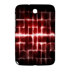 Electric Lines Pattern Samsung Galaxy Note 8.0 N5100 Hardshell Case