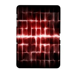 Electric Lines Pattern Samsung Galaxy Tab 2 (10.1 ) P5100 Hardshell Case