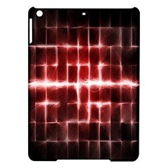 Electric Lines Pattern iPad Air Hardshell Cases