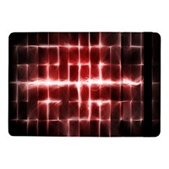 Electric Lines Pattern Samsung Galaxy Tab Pro 10.1  Flip Case