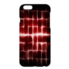 Electric Lines Pattern Apple iPhone 6 Plus/6S Plus Hardshell Case