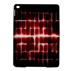 Electric Lines Pattern iPad Air 2 Hardshell Cases