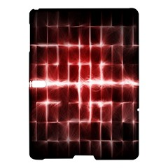 Electric Lines Pattern Samsung Galaxy Tab S (10 5 ) Hardshell Case