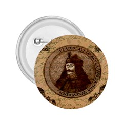 Count Vlad Dracula 2.25  Buttons