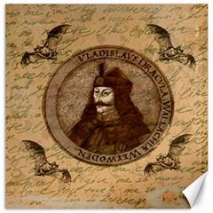 Count Vlad Dracula Canvas 20  x 20