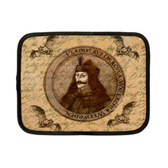 Count Vlad Dracula Netbook Case (Small)