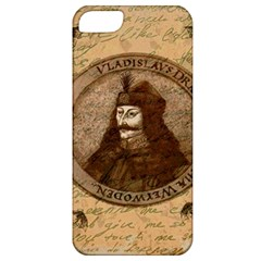 Count Vlad Dracula Apple iPhone 5 Classic Hardshell Case
