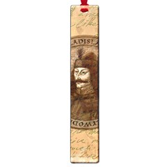 Count Vlad Dracula Large Book Marks
