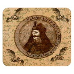 Count Vlad Dracula Double Sided Flano Blanket (Small)