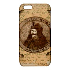 Count Vlad Dracula iPhone 6/6S TPU Case
