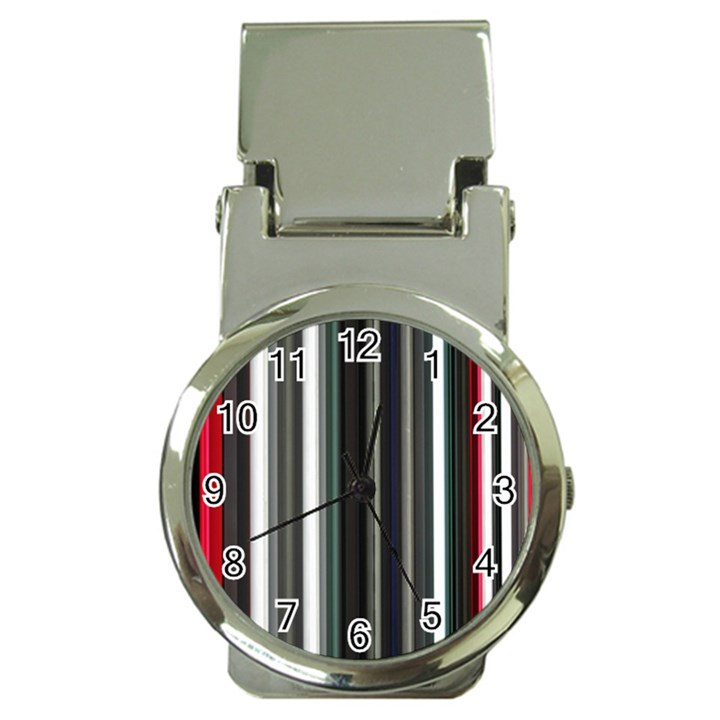 Miracle Mile Pattern Money Clip Watches