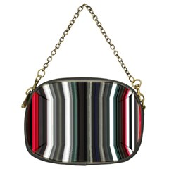 Miracle Mile Pattern Chain Purses (one Side)