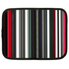 Miracle Mile Pattern Netbook Case (XXL)