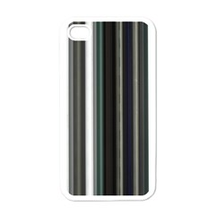 Miracle Mile Pattern Apple iPhone 4 Case (White)