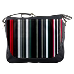 Miracle Mile Pattern Messenger Bags
