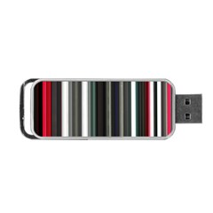 Miracle Mile Pattern Portable USB Flash (One Side)