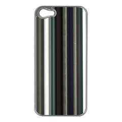 Miracle Mile Pattern Apple iPhone 5 Case (Silver)