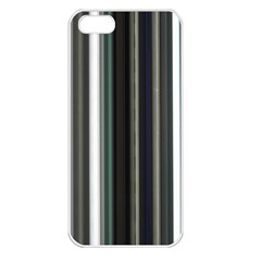 Miracle Mile Pattern Apple iPhone 5 Seamless Case (White)