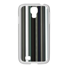 Miracle Mile Pattern Samsung GALAXY S4 I9500/ I9505 Case (White)