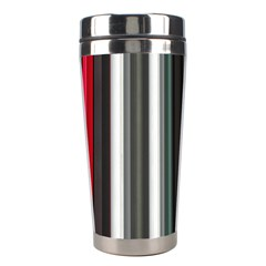 Miracle Mile Pattern Stainless Steel Travel Tumblers