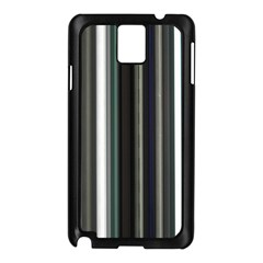 Miracle Mile Pattern Samsung Galaxy Note 3 N9005 Case (Black)