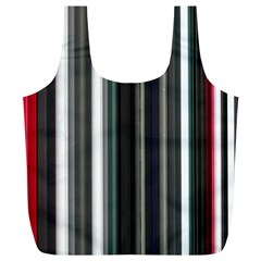 Miracle Mile Pattern Full Print Recycle Bags (L)