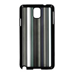 Miracle Mile Pattern Samsung Galaxy Note 3 Neo Hardshell Case (Black)