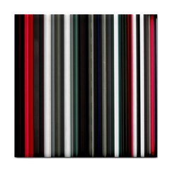 Miracle Mile Pattern Tile Coasters