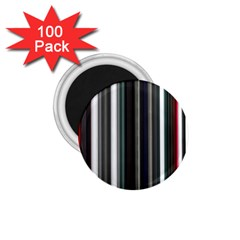 Miracle Mile Pattern 1 75  Magnets (100 Pack)
