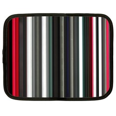 Miracle Mile Pattern Netbook Case (XL)