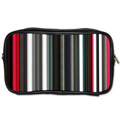 Miracle Mile Pattern Toiletries Bags 2 Side