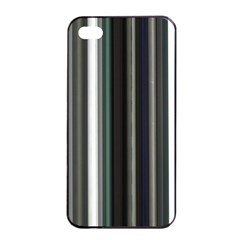 Miracle Mile Pattern Apple iPhone 4/4s Seamless Case (Black)