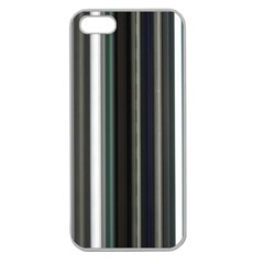 Miracle Mile Pattern Apple Seamless iPhone 5 Case (Clear)