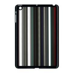 Miracle Mile Pattern Apple iPad Mini Case (Black)