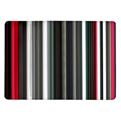 Miracle Mile Pattern Samsung Galaxy Tab 10.1  P7500 Flip Case
