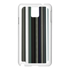 Miracle Mile Pattern Samsung Galaxy Note 3 N9005 Case (White)