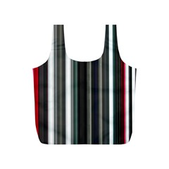 Miracle Mile Pattern Full Print Recycle Bags (S)