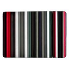 Miracle Mile Pattern Samsung Galaxy Tab Pro 12 2  Flip Case