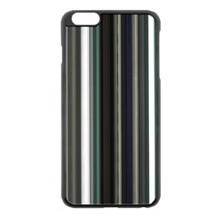 Miracle Mile Pattern Apple Iphone 6 Plus/6s Plus Black Enamel Case