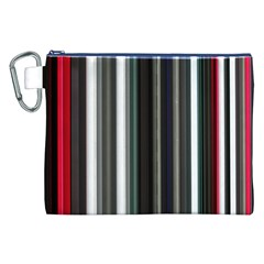 Miracle Mile Pattern Canvas Cosmetic Bag (XXL)