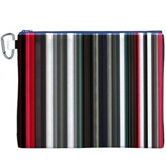 Miracle Mile Pattern Canvas Cosmetic Bag (XXXL)