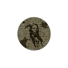 Indian chief Golf Ball Marker (10 pack)