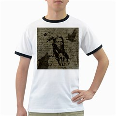 Indian chief Ringer T-Shirts